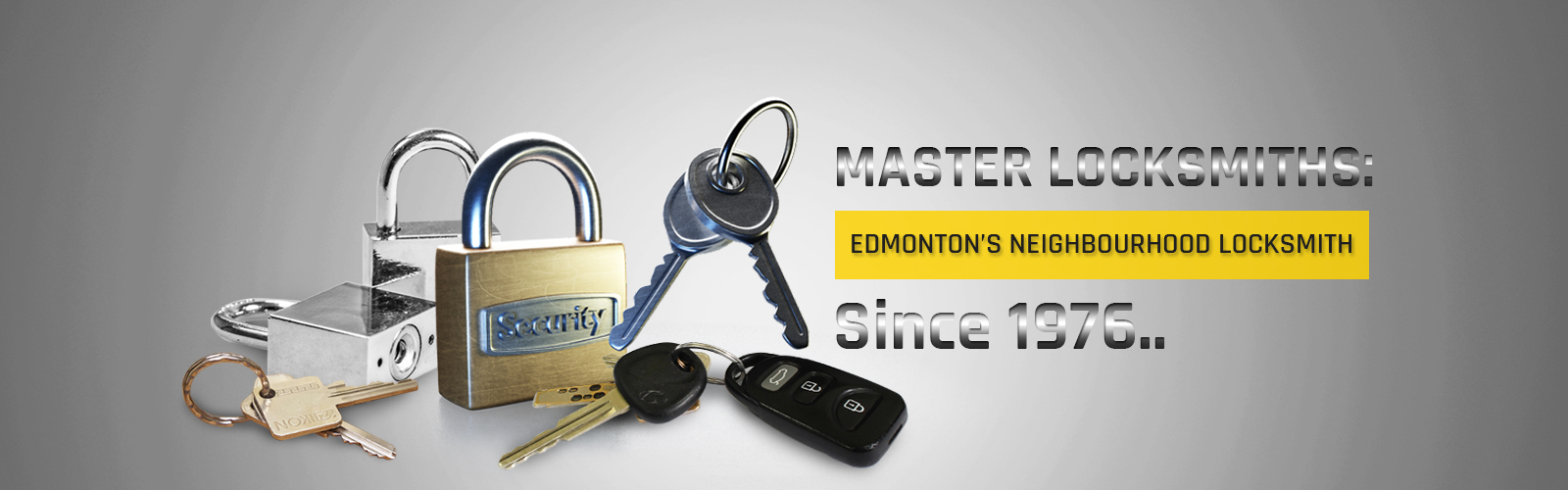 Master Locksmiths - Edmonton's Neighbourhood Locksmith - Call 780-474-9011