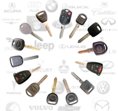 Master Locksmiths provides key duplicating for all types of vehicles